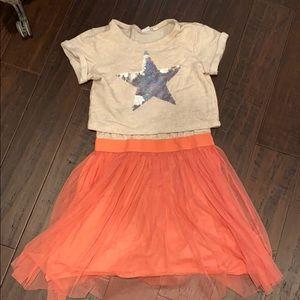 Gap girls size 12 dress